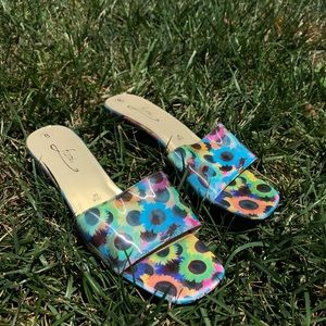 Butterfly/flower mules